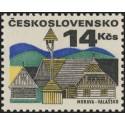 1883.- Lidová architektura- Valašsko,**,