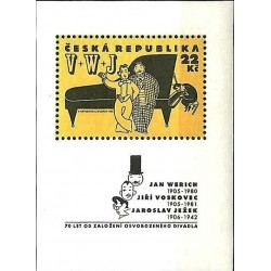87.,A,Osobnosti Osvobozeného divadla,**,