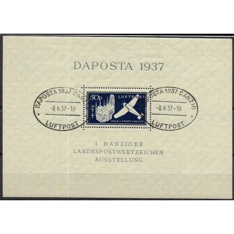 271.Bl2, DAPOSTA 1937 ,o-,