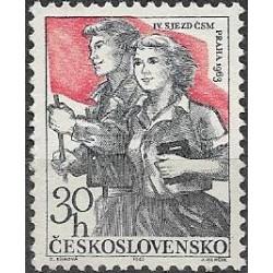 1301. IV. sjezd ČSM,**,