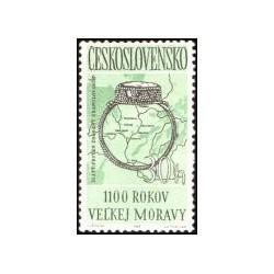1316- 1317./2/, 1100. výročí Velké Moravy,**,