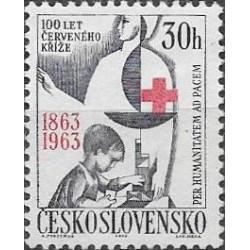 1319. 100. výročí založení Červeného kříže,**,
