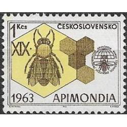 1320. XIX. mezinárodní včelařský kongres,**,