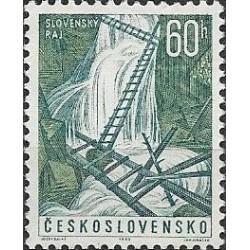 1327- Moravský kras a Slovenský ráj,**,
