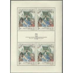 1695.PL, 37.kongres FIP- Albrecht Durer: Růžencová slavnost,**,