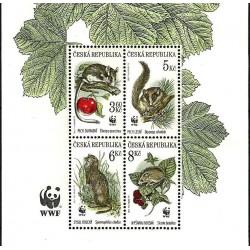 110-113,/4/ St., Ochrana přírody- Chránění savci, WWF,**,
