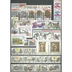 2292-2355.rz, ročník známek 1978,**,