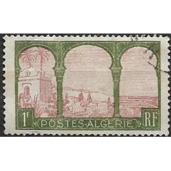 52.- Pohled z hřbitova nad Alžírským zálivem,o,