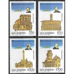 1387- 1390./4/, 900 let Univerzity Boloňské,**,