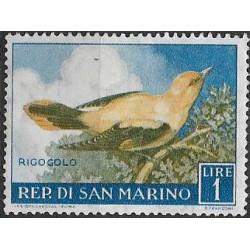 635.- Ptactvo- Oriolus oriolus,**,