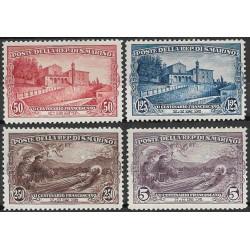 141- 144./4/, San Marino ,*,