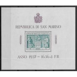 234. Bl 1,  ANNO 1937 - 1636 d.F.R. ,**,*,