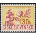 1581. VI. všeodborový sjezd v Praze ,**,
