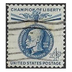 USA 774.- T.G.Masaryk ,o,