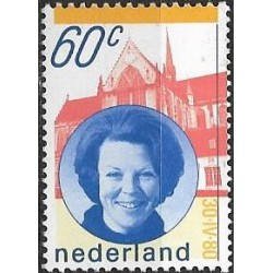 Nizozemí 1160 královna Beatrix,**,