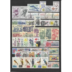1353- 1408. /54/,1964, ročník poštovních známek , **,