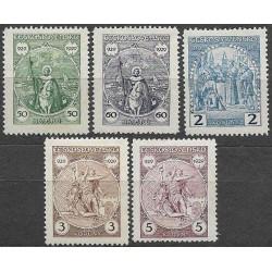 243- 247./5/, 1000. výročí smrti sv. Vojtěcha,**,
