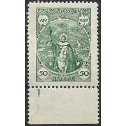 243-,DČ1,d.kPA,  1000. výročí smrti sv. Václava,**,