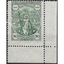 243-d.p.rohPA,  1000. výročí smrti sv. Václava,**,