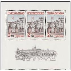 2717.-,KD,st, Pražský hrad,**,