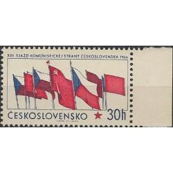 1532.- XIII. Sjezd KSČ,**,