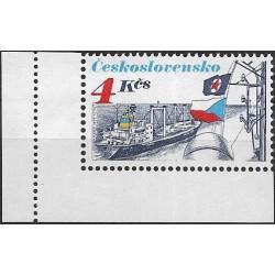 2889.-,DV4/2, Československá námořní plavba,**,