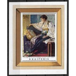 1294.Bl, Albánie,, umění,**,