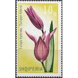 1473.- Albánie-  tulipány,**,