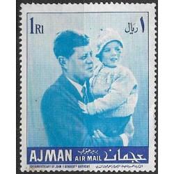145.- 50. výročí narození John F. Kennedy ,/*/,