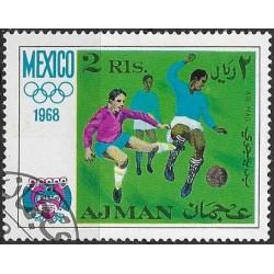 251- Olympijské sporty- MEXICO 1968 ,o,