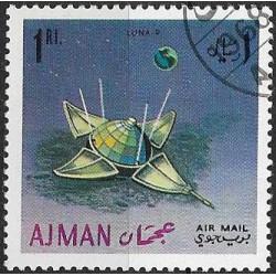 261.- kosmos, Luna 9 ,o,