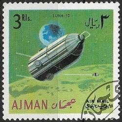 265.- kosmos, Luna 10 ,o,
