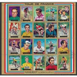 1351- 1370. /20/,PL, Tou de France 1972 ,o,