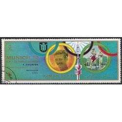 1599- Olympijské sporty- Mnichov 1972 ,o,