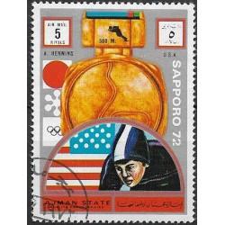 1651- Olympijské sporty- Sapoporo II ,o,