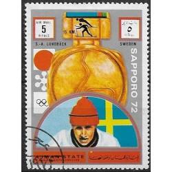 1663- Olympijské sporty- Sapoporo II ,o,