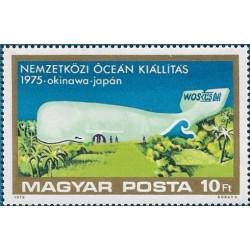 3055. EXPO 75 bílá velryba,**,