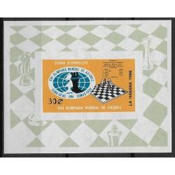 1221,Bl28, Šachová olympiáda Havana ,**,