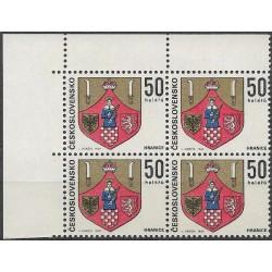 1793.- Znaky československých měst 1969,**,