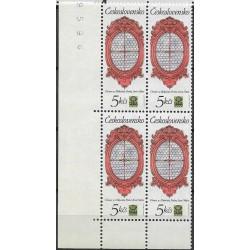 2244.-,čtbl,d.l.rohPA, Historická pražská okna,**,