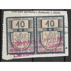 01 PČM,kolková známka 1939 ,o,