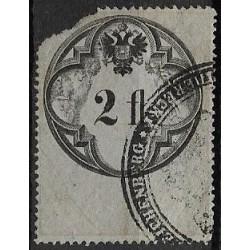 38. Ö,kolková známka, II. 1858,o,