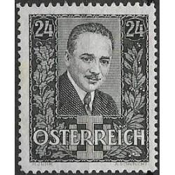 0590.  Sspolkový kancléř, Engelbert Dollfus,**,