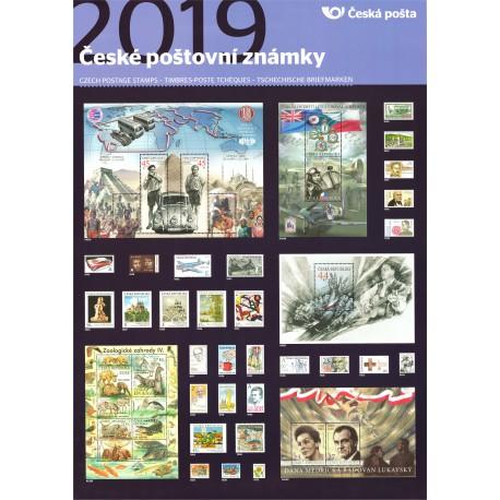 2019 vznik České republiky,