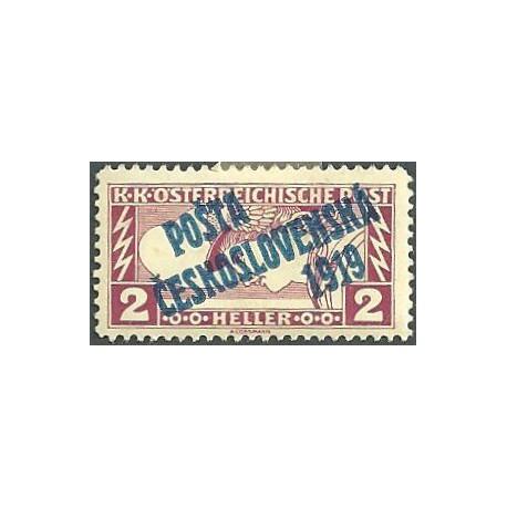 057. /219.- rakouské zn. pro tiskopis,*,