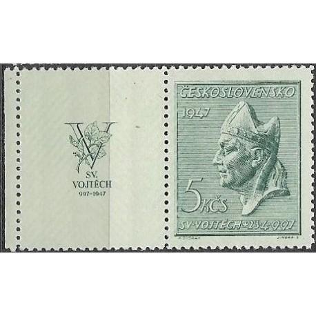 452.-,KL, 950. výročí smrti sv. Vojtěcha,**,