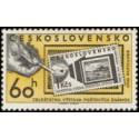 1125.- Výstava poštovních známek BRATISLAVA 1960  ,**,