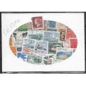 Švédsko- balíček poštovních známek 40.40 ,o,