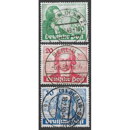 61- 63./3/, Johann Wolfgang Goethe ,o,