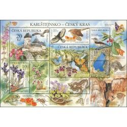773- 776./4/, Ochrana přírody- Karlštejnsko- Český kras,**,